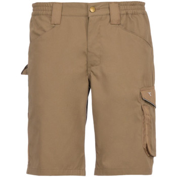 Abbigliamento Uomo Shorts / Bermuda Utility Diadora BERMUDA POLY ISO 13688:2013 25070 - BEIGE NATURALE