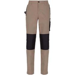 Abbigliamento Uomo Pantalone Cargo Utility Diadora PANT STRETCH ISO 13688:2013 25070 - BEIGE NATURALE