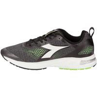 Scarpe Uomo Running / Trail Diadora Sport KURUKA 2 C0907 - NERO JET-VERDE FLUO