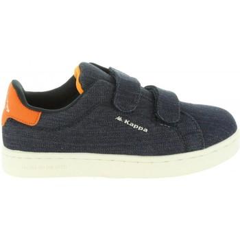 Scarpe Bambina Sneakers basse Kappa 3032FD0 PALAVELA Azul