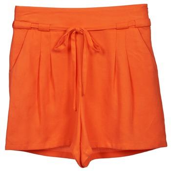 Abbigliamento Donna Shorts / Bermuda Naf Naf KUIPI Arancio