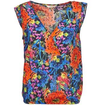 Abbigliamento Donna Top / Blusa Naf Naf LAFOLI BO Multicolore