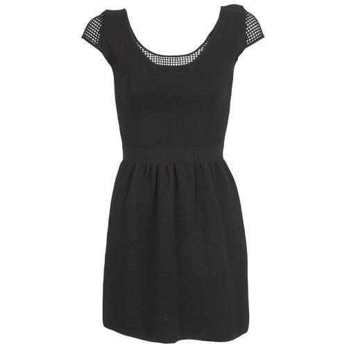 Naf Naf MANGUILLA nero - Consegna gratuita    Spartoo    - Abbigliamento Abiti corti donna 56  allgemeine hohe Qualität