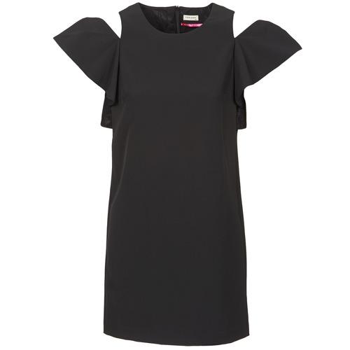 Naf Naf X-KARLI nero nero - Consegna gratuita   Spartoo    - Abbigliamento Abiti corti donna 49,50  Rabatte und mehr