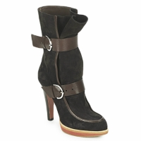 Scarpe Donna Stivaletti Michel Perry WILD Madras-marrone