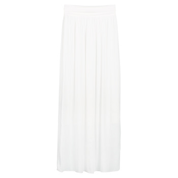 Abbigliamento Donna Gonne Betty London SIXTINE Bianco