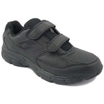 Scarpe Uomo Sneakers basse Lotto Ginnico NEro