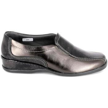 Scarpe Donna Ballerine Boissy Sneaker 4007 Marron Marrone