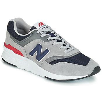 Scarpe Sneakers basse New Balance CM997 Grigio