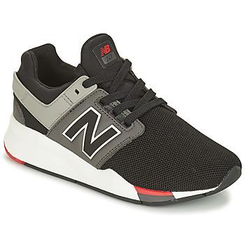 ebbdf785df New Balance GS247 Nero - Consegna gratuita | Spartoo.it ! - Scarpe Sneakers  basse Bambino 65,00 €