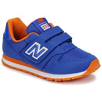 Scarpe Unisex bambino Sneakers basse New Balance YV373 Blu