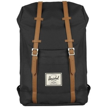 Borse Zaini Herschel Retreat Nero, Marrone