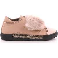 Scarpe Bambina Sneakers basse Romagnoli 6 - 2672-147 Cipria