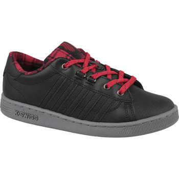 Scarpe Unisex bambino Sneakers basse K-Swiss Hoke Plaid 85111-050
