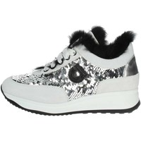 Scarpe Donna Sneakers basse Agile By Ruco Line G-1304 GHIACCIO