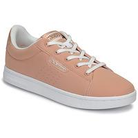 Scarpe Bambina Sneakers basse Kappa TCHOURI LACE Rosa / Bianco