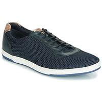 Scarpe Uomo Sneakers basse Base London HUSTLE MESH Blu