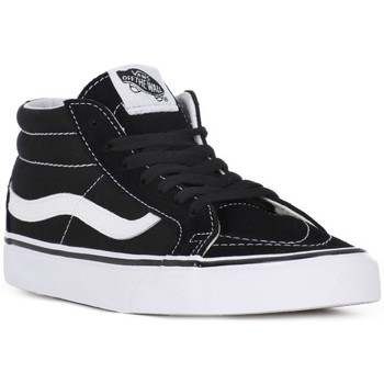reputable site 63cd6 57a46 Scarpe Donna Sneakers Vans SK8 MID REISSUE Nero