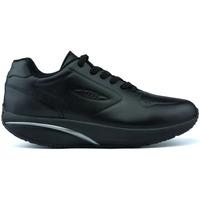 Scarpe Sneakers basse Mbt SCARPE UOMO INVERNALI IN PELLE  1997 BLACK_NAPPA