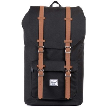 Borse Zaini Herschel Little America Black Nero, Marrone