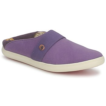 Scarpe Slip on Dragon Sea XIAN TOILE PRUNE