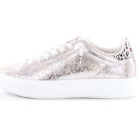 Scarpe Donna Sneakers basse Lotto T7438-IMPRESSIONS-CRACK-W Bianco-silver