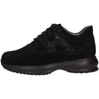 Scarpe Unisex bambino Sneakers basse Hogan HXC00N0O240GHMB999 Sneakers Bambina Nero Nero