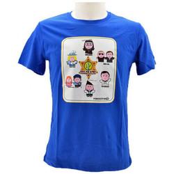 Abbigliamento Uomo T-shirt maniche corte Faccine FT66 T-shirt multicolore