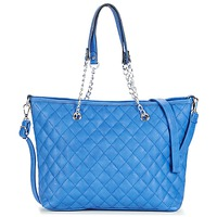 Borse Donna Tote bag / Borsa shopping Moony Mood DOUTUNI Blu