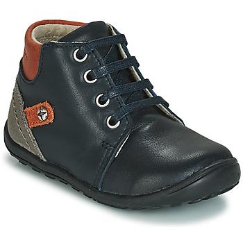 Scarpe Unisex bambino Sneakers alte André BAMBIN Marine