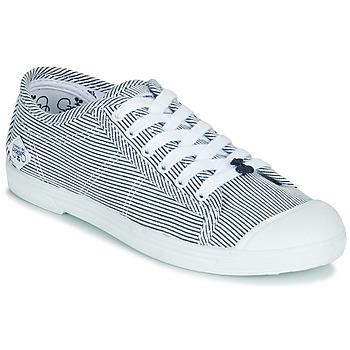 Scarpe Donna Sneakers basse Le Temps des Cerises BASIC 02 Blu / Bianco