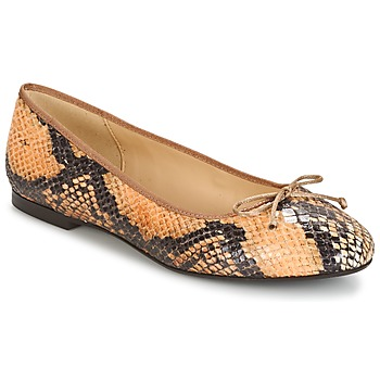 Scarpe Donna Ballerine Betty London MICORO Marrone / Python