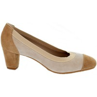 Scarpe Donna Décolleté Martina Decollete  7014 beige,grigio,multicolore