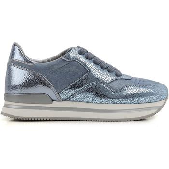 Scarpe Donna Sneakers basse Hogan HOGAN SNEAKERS DONNA HXW2220M465FPJU207          AZZURRO