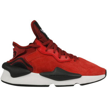 Scarpe Uomo Sneakers basse Y-3 ADIDAS Y-3 YOHJI YAMAMOTO SNEAKERS UOMO CG6981LUSHRED          ROSSO