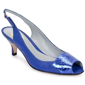 Scarpe Donna Sandali Fred Marzo LILI SLING Elettrico-blu