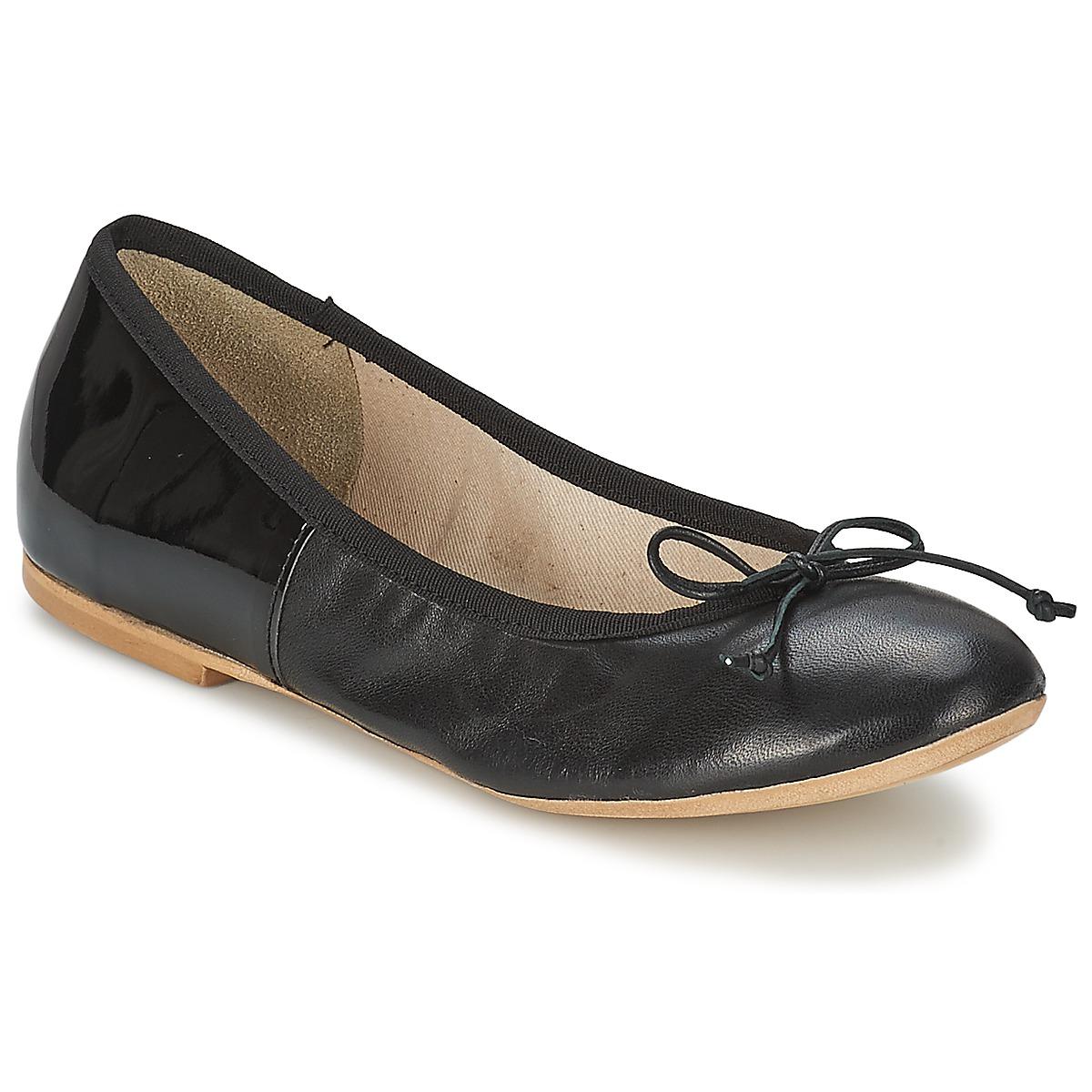 Ballerine Betty London MANDOLI Nero