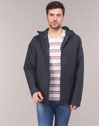 Abbigliamento Uomo Giubbotti Geox TIRPIRA Marine