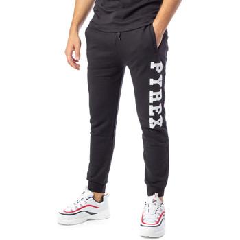 Abbigliamento Uomo Pantaloni da tuta Pyrex 34207 Nero