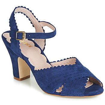 Scarpe Donna Sandali Miss L'Fire BEATRIZ Blu