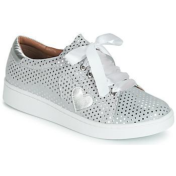 Scarpe Donna Sneakers basse Cristofoli ARE Argento