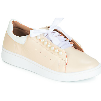 Scarpe Donna Sneakers basse Cristofoli HOULI Beige