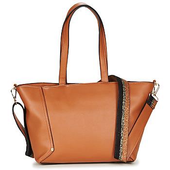 Borse Donna Tote bag / Borsa shopping André JOYCE Camel