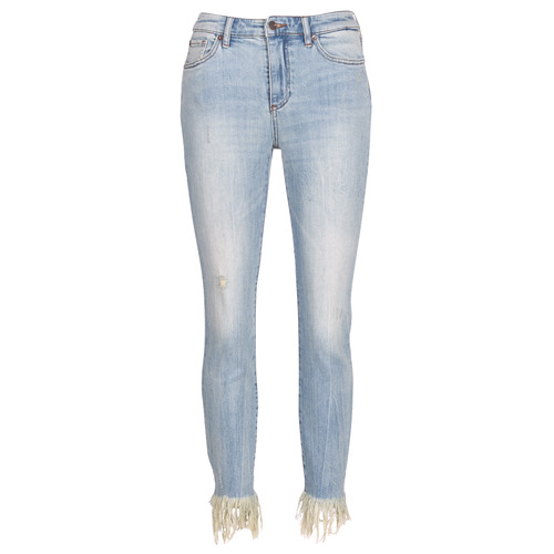 Abbigliamento Donna Jeans 3/4 & 7/8 Armani Exchange HELBAIRI Blu / Clair