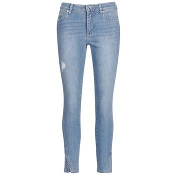 Abbigliamento Donna Jeans 3/4 & 7/8 Armani Exchange HELBIRI Blu / Clair