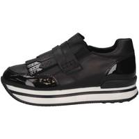Scarpe Unisex bambino Derby Hogan HXC2220AW50JSOB999 Sneakers Bambina Nero Nero