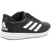 Scarpe Unisex bambino Sneakers basse adidas Originals Altasport K Nero