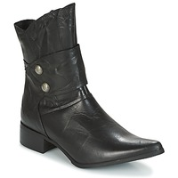 Scarpe Donna Stivaletti Betty London DROUVOU Nero