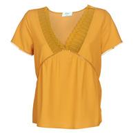 Abbigliamento Donna Top / Blusa Betty London JOCKY Giallo