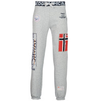 Abbigliamento Uomo Pantaloni da tuta Geographical Norway MYER Grigio